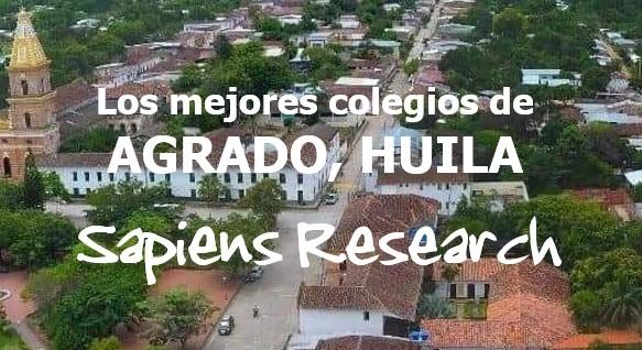 Los mejores colegios de Agrado, Huila