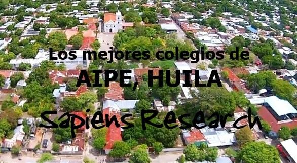 Los mejores colegios de Aipe, Huila
