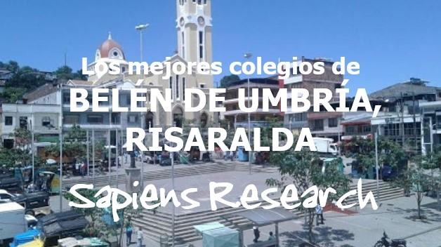 Los mejores colegios de Belén de Umbría, Risaralda