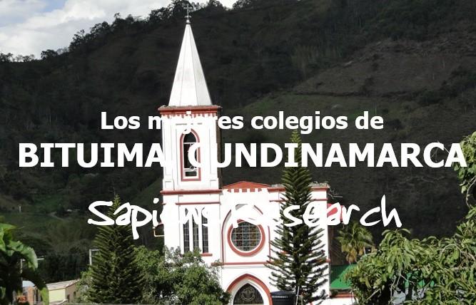 Los mejores colegios de Bituima, Cundinamarca