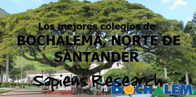 Los mejores colegios de Bochalema, Norte de Santander