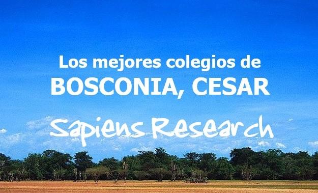 Los mejores colegios de Bosconia, Cesar