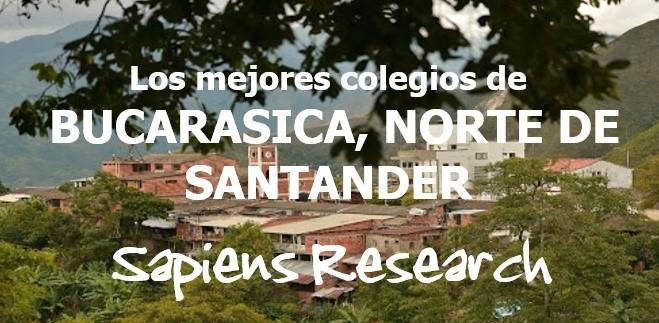 Los mejores colegios de Bucarasica, Norte de Santander