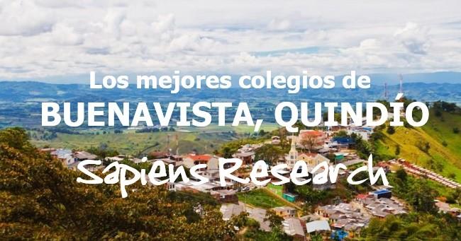 Los mejores colegios de Buenavista, Quindío