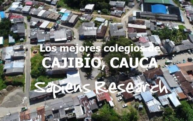 Los mejores colegios de Cajibío, Cauca