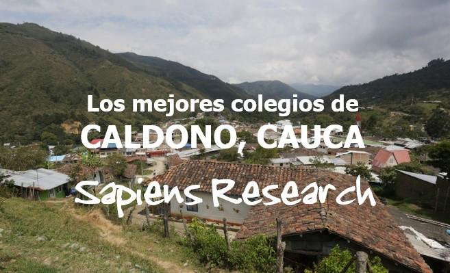 Los mejores colegios de Caldono, Cauca