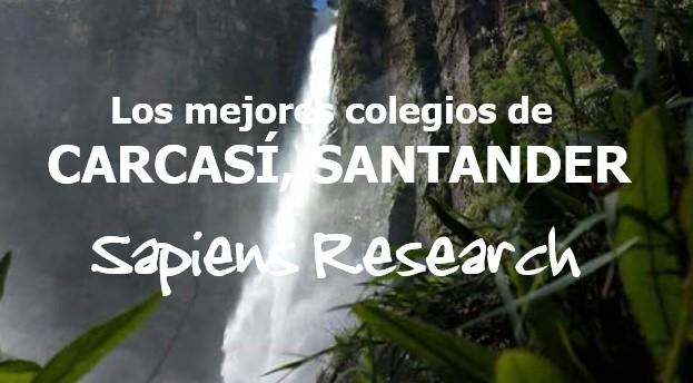Los mejores colegios de Carcasí, Santander