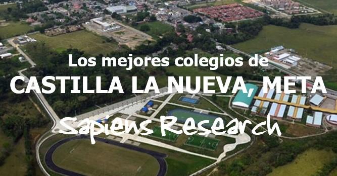 Los mejores colegios de Castilla La Nueva, Meta