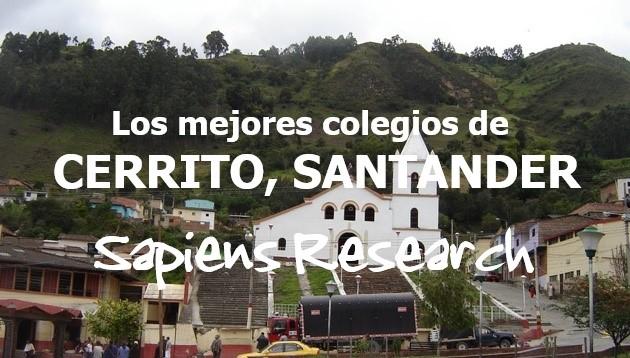 Los mejores colegios de Cerrito, Santander