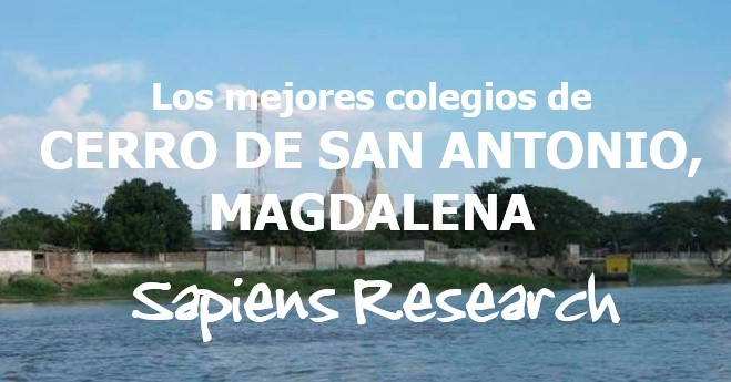 Los mejores colegios de Cerro de San Antonio, Magdalena