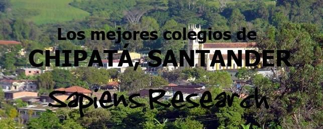 Los mejores colegios de Chipatá, Santander