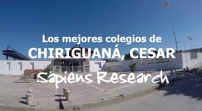 Los mejores colegios de Chiriguaná, Cesar