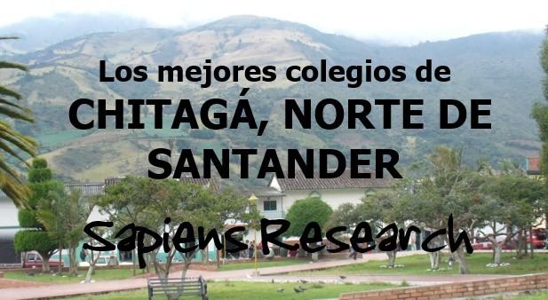 Los mejores colegios de Chitagá, Norte de Santander