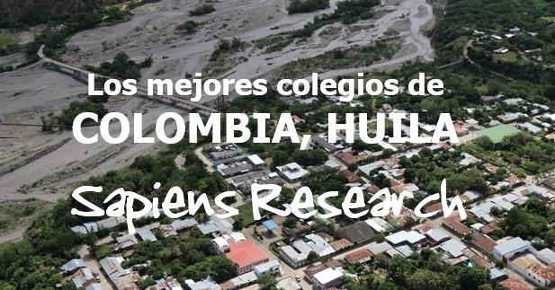 Los mejores colegios de Colombia, Huila