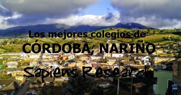 Los mejores colegios de Córdoba, Nariño