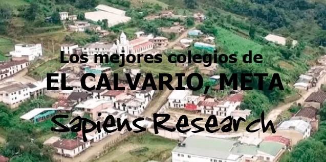 Los mejores colegios de El Calvario, Meta