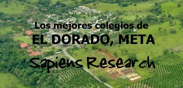 Los mejores colegios de El Dorado, Meta