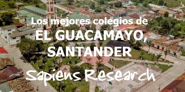 Los mejores colegios de El Guacamayo, Santander