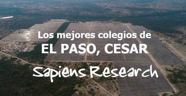 Los mejores colegios de El Paso, Cesar