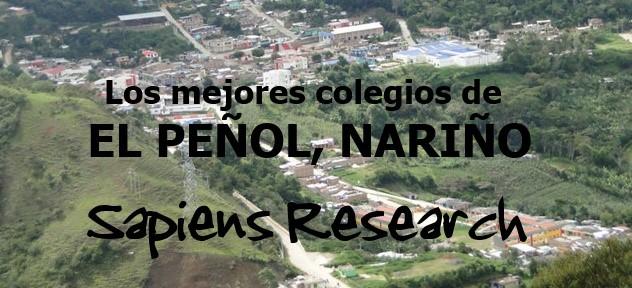 Los mejores colegios de El Peñol, Nariño