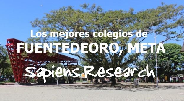 Los mejores colegios de Fuentedeoro, Meta