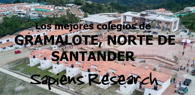 Los mejores colegios de Gramalote, Norte de Santander