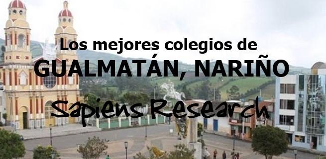 Los mejores colegios de Gualmatán, Nariño
