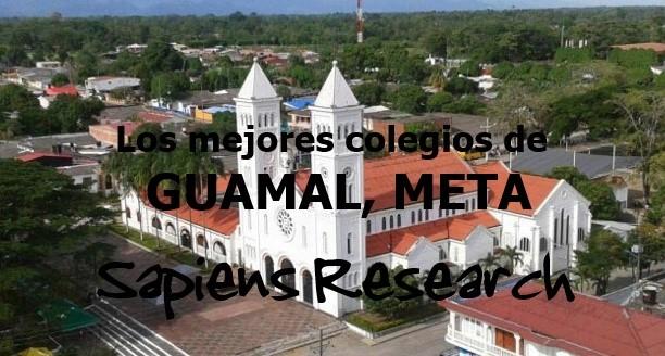 Los mejores colegios de Guamal, Meta