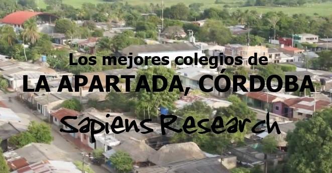 Los mejores colegios de La Apartada, Córdoba
