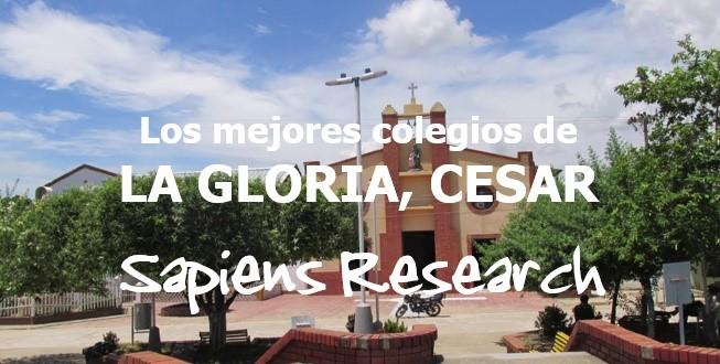 Los mejores colegios de La Gloria, Cesar