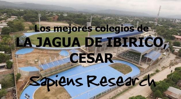 Los mejores colegios de La Jagua de Ibirico, Cesar