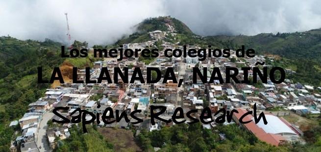 Los mejores colegios de La Llanada, Nariño