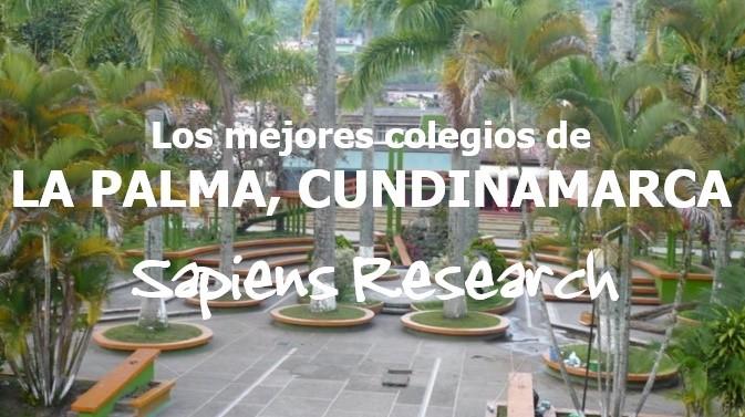 Los mejores colegios de La Palma, Cundinamarca