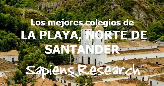 Los mejores colegios de La Playa, Norte de Santander