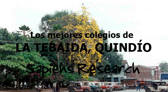 Los mejores colegios de La Tebaida, Quindío