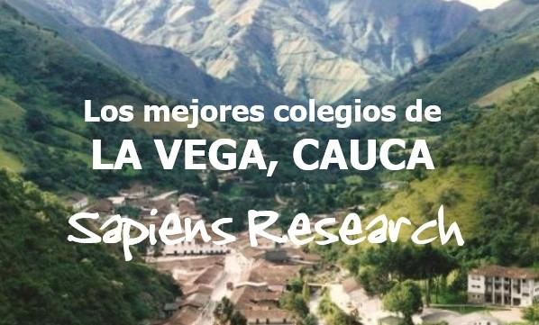 Los mejores colegios de La Vega, Cauca