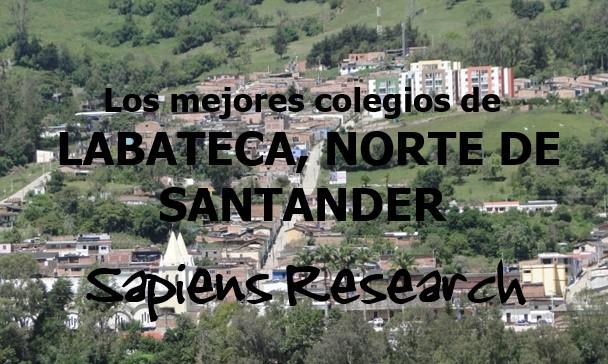Los mejores colegios de Labateca, Norte de Santander