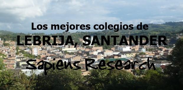 Los mejores colegios de Lebrija, Santander