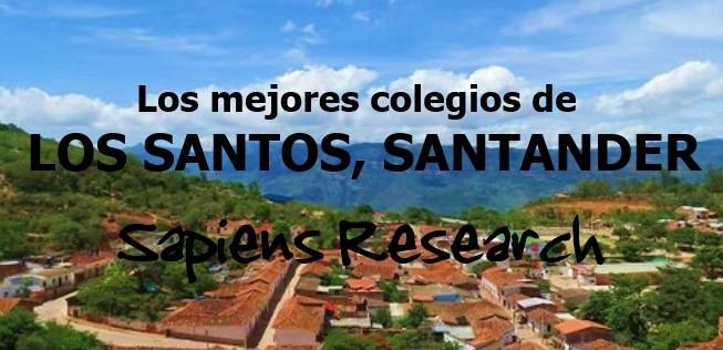 Los mejores colegios de Los Santos, Santander