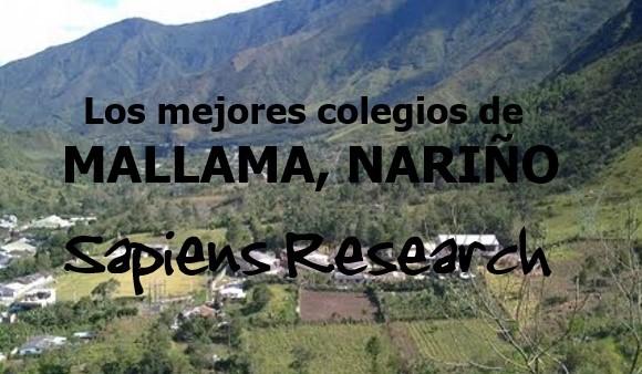 Los mejores colegios de Mallama, Nariño