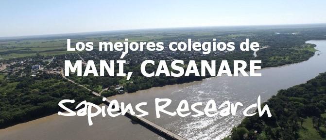 Los mejores colegios de Villanueva, Casanare