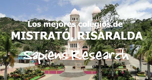 Los mejores colegios de Mistrato, Risaralda