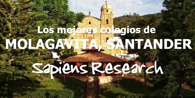 Los mejores colegios de Molagavita, Santander