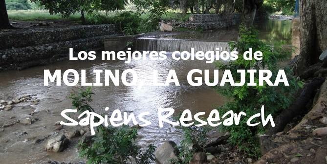 Los mejores colegios de El Molino, La Guajira