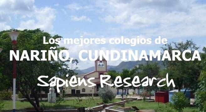 Los mejores colegios de Nariño, Cundinamarca