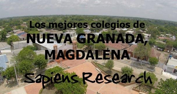 Los mejores colegios de Nueva Granada, Magdalena