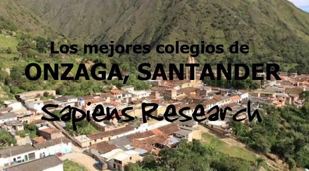 Los mejores colegios de Onzaga, Santander