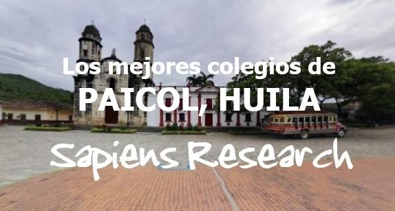 Los mejores colegios de Paicol, Huila