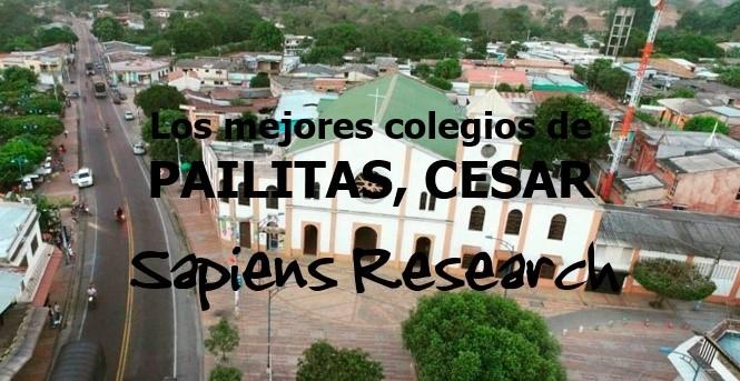Los mejores colegios de Pailitas, Cesar