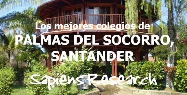 Los mejores colegios de Palmas del Socorro, Santander